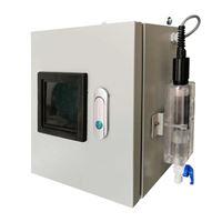 水厂余氯在线分析仪比色法0-5ppm
