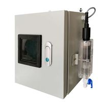 DPD比色法总氯余氯在线分析仪生产