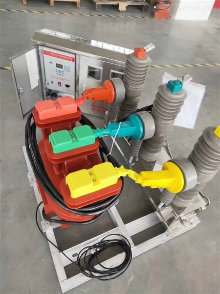 ZW32-12F户外高压断路器