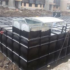 10×5×3地埋式抗浮水箱 消防箱泵一体化