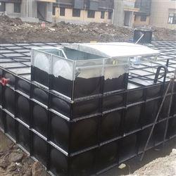 10×5×3抗浮式地埋箱泵一体化增压设备