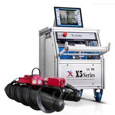 X5-HR管网高水位两栖管道检测机器人