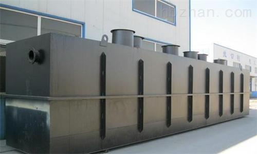潍坊一体化污水处理设备