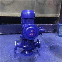 温州石一泵阀GWB防爆管道排污泵