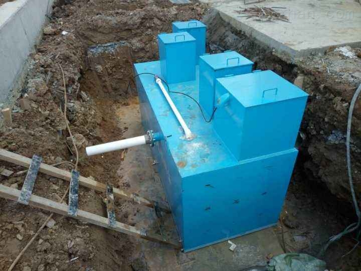 肥城地埋式生活污水处理设备
