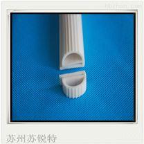 白色硅胶E型密实耐高温蒸箱烤箱密封条