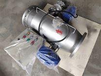 不銹鋼全自動反沖洗過濾器