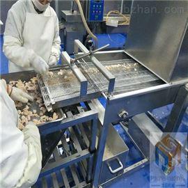 SPGF-400热销鸡米花裹粉机全新结构节省人工
