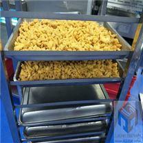 热销鸡米花全自动滚筒裹粉机