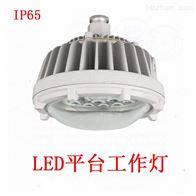 FW6580电厂防水防腐防爆弯杆壁装灯LED泛光灯
