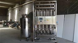 列管多效蒸馏水机  参数 配置 报价