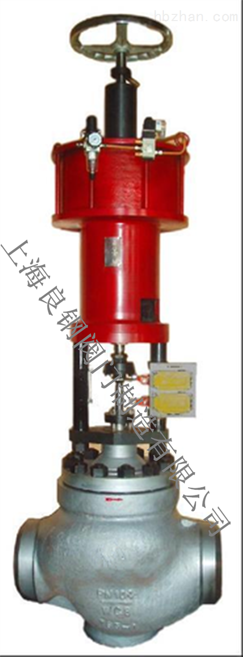 STO高加危急疏水电动调节阀