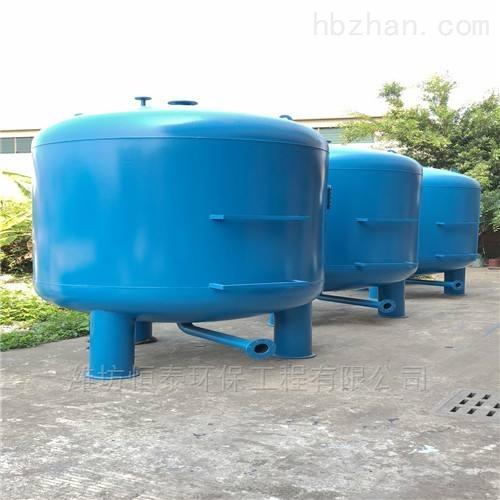 扬州市活性炭过滤器的安装调试