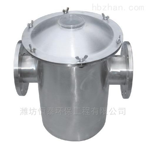 扬州市毛发过滤器的安装使用