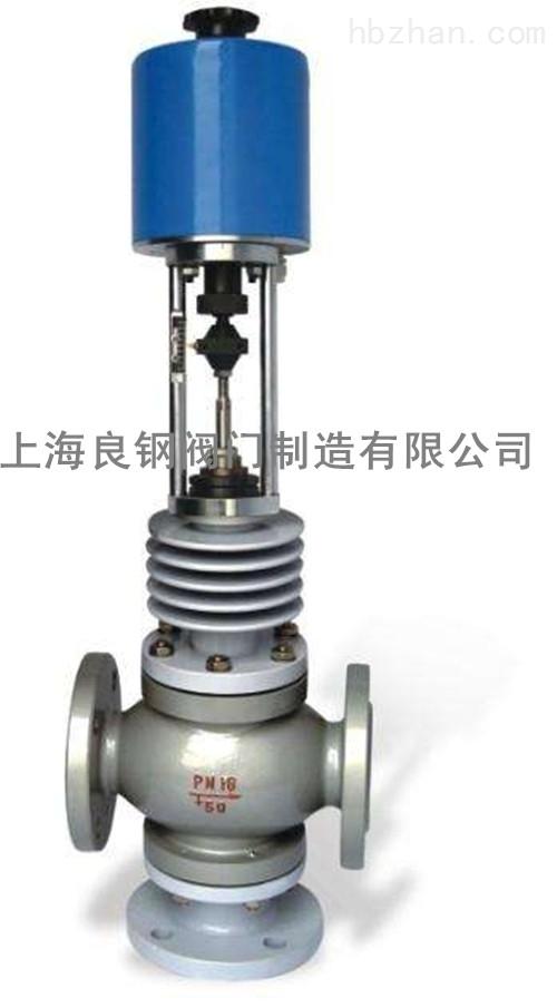 ZDSF(H)直行程分流/合流电动三通调节阀