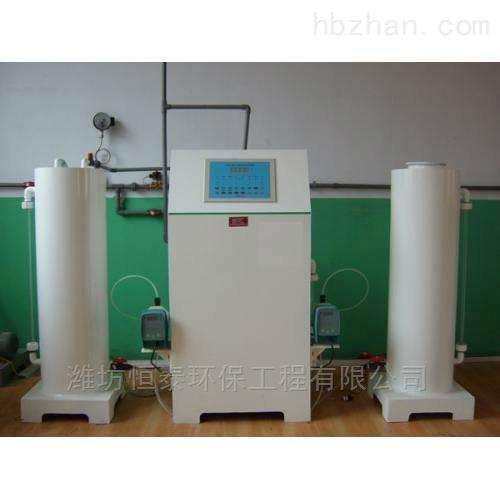 扬州市二氧化氯发生器的安装注意事项