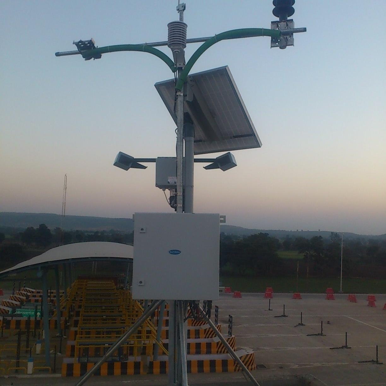 交通自动气象站