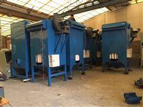 布袋除尘器  工业粉尘处理设备  除尘滤袋