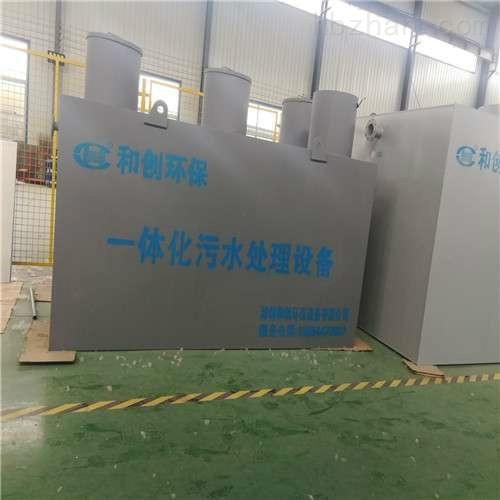 工厂地埋式一体化设备