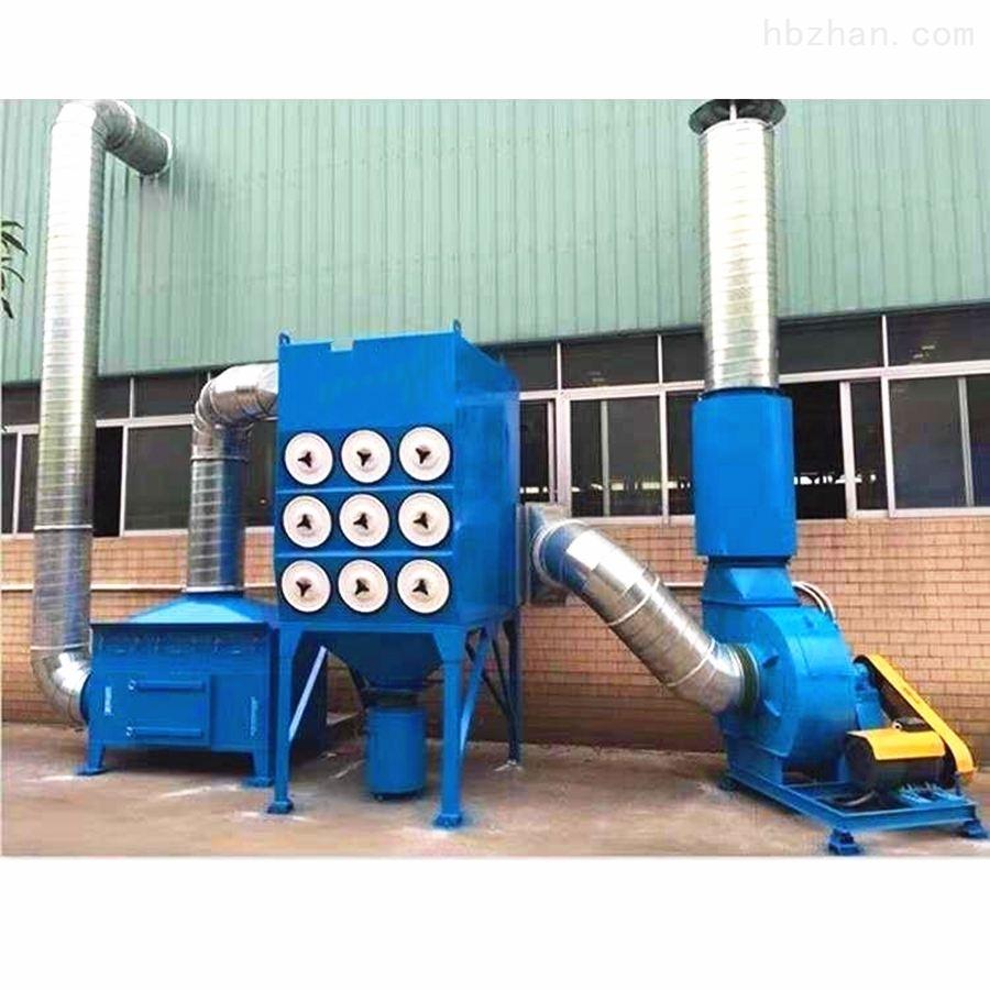 滤筒布袋除尘器工业生产中常用配套设备