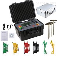 电力承试四级资质接地电阻测试仪