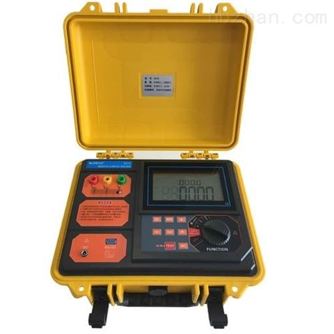 电力五级承装修试接地电阻测试仪