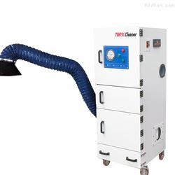 MCJC-7.5KW防腐剂搅拌机漏粉配套脉冲集尘器