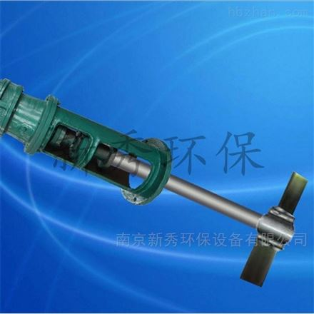 JBJ-500六叶直角搅拌器