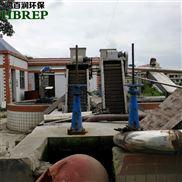 养殖屠宰污水处理设备|格栅除污机|鸿百润