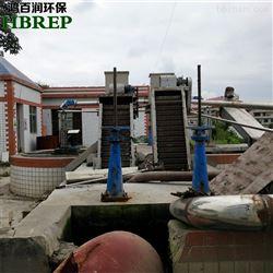 HBR-JGS-600养殖屠宰污水处理设备|格栅除污机|鸿百润