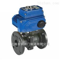 Q941F/Q941H电动碳钢球阀