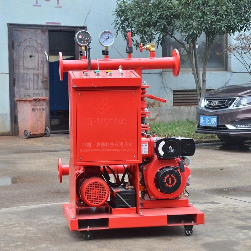 双动力消防泵