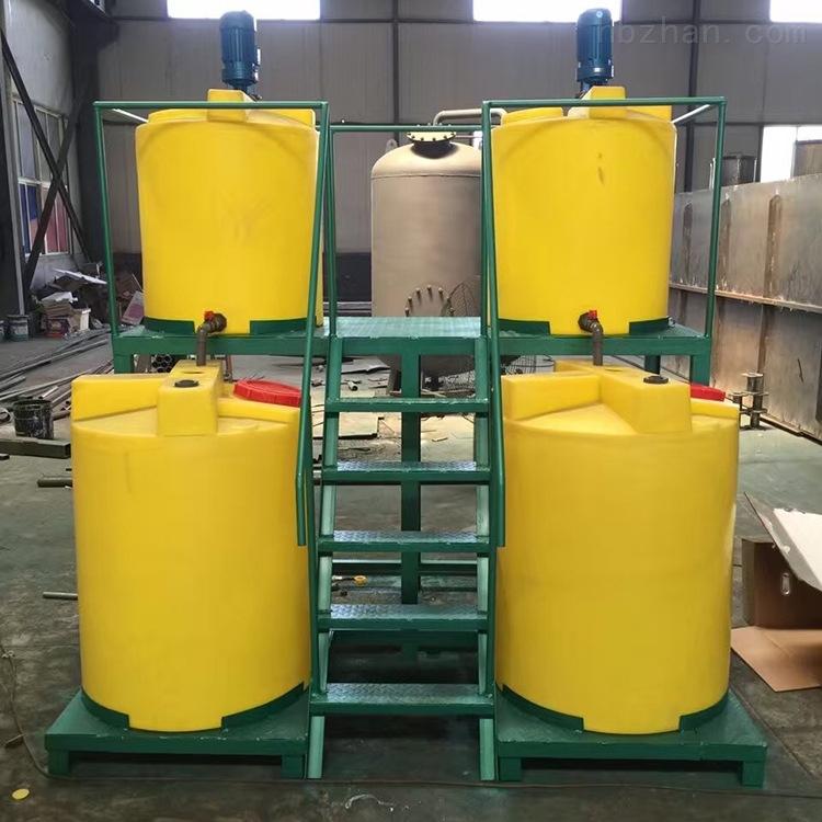 一体化污水处理设备 加药搅拌装置