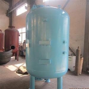 纯水过滤设备石英砂介质过滤器