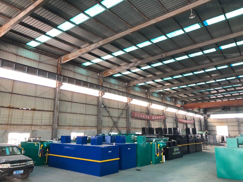 内蒙古巴彦淖尔小型污水处理设备生产厂家