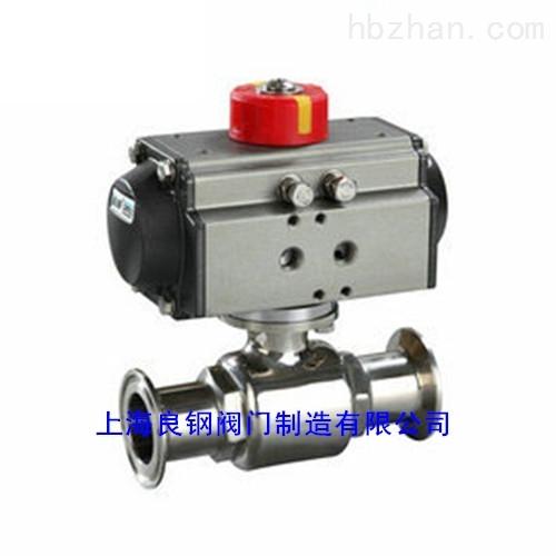 Q681FQ681F气动卫生级球阀