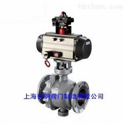 Q647F/Q647H氣動固定式球閥