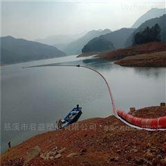 水电站拦污带 PE浮漂