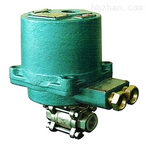 MGQⅠ-PN16~160P-矿用电动球阀