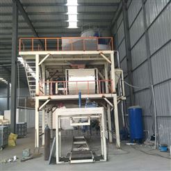 防火阻燃水泥基模箱压制型匀质板设备