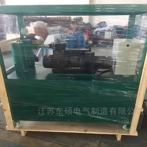 三级承装修试设备-双螺旋式真空泵