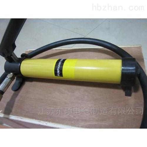 三级承装修试设备-手动液压机直销