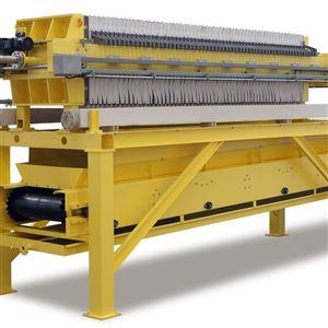 包头化工污泥处理板框压滤机