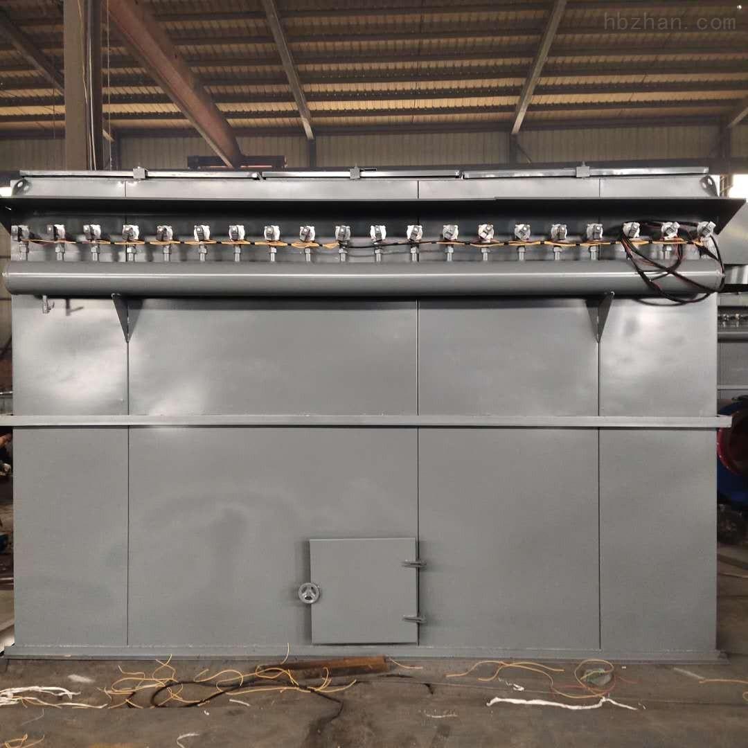 工业单机布袋除尘器