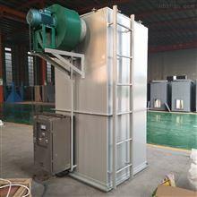 hz-1219环振科技实体公司 制作高温布袋除尘器