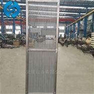 GSRL不锈钢平板式格栅清污机