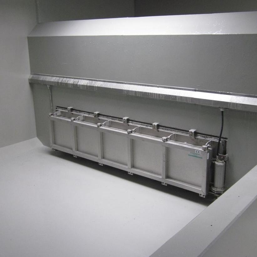 门式冲洗装置
