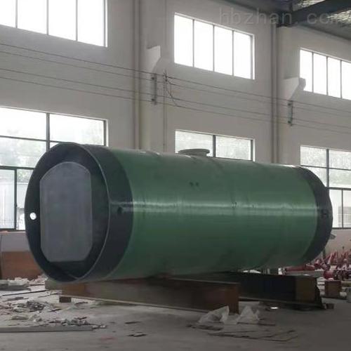 新疆一体化预制泵站