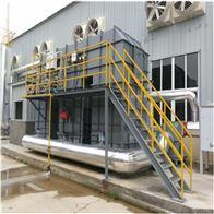 皮革加工厂CO催化燃烧设备