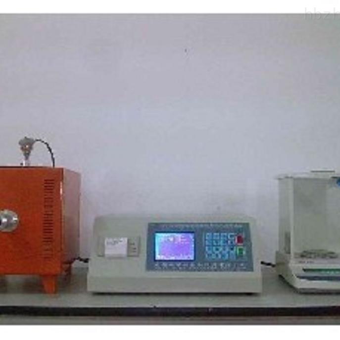 智能铸造造型材料发气量测试仪WS-CET-2000